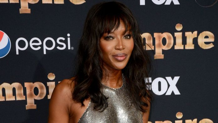 Naomi Campbell is the latest celeb