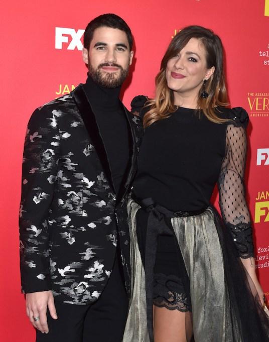 Celebrity Engagements 2018: Darren Criss and Mia Swier