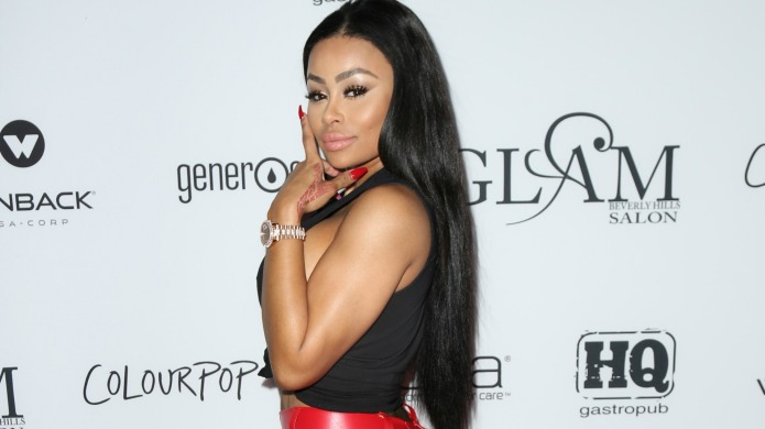 Blac Chyna proves her butt is