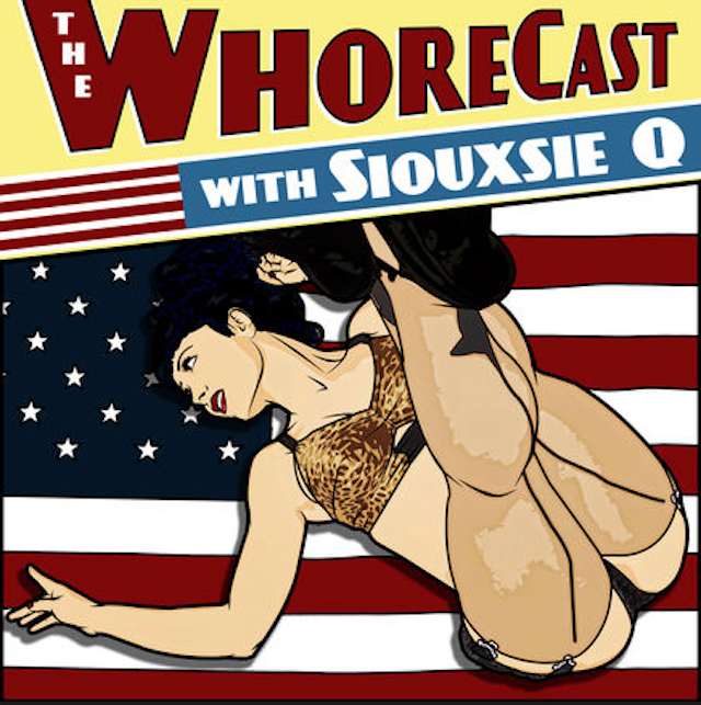 Best Erotic Podcasts to Listen to: 'The Whorecast with Siouxsie Q'