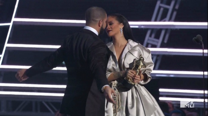 Drake and Rihanna are so loved