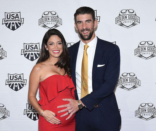 Celebs Tell Us What They're Getting Their Kids for the Holidays: Michael Phelps