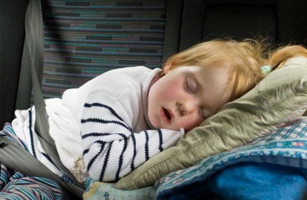 Why is your child snoring?