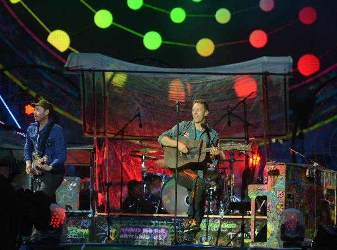 Coldplay to release comic book this