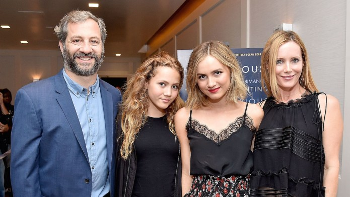 Judd Apatow's Daughters Are Brutal Teenagers