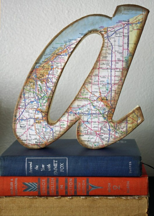 old-map-letters