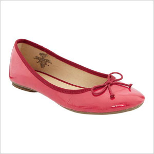 Old Navy Bow-Tie Ballet Flats