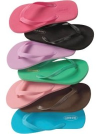 87e0b83b3450 Old Navy flip-flops in a rainbow of colors. ""