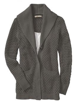 Popcorn-Knit Sweater Coat ($45, oldnavy.gap.com)