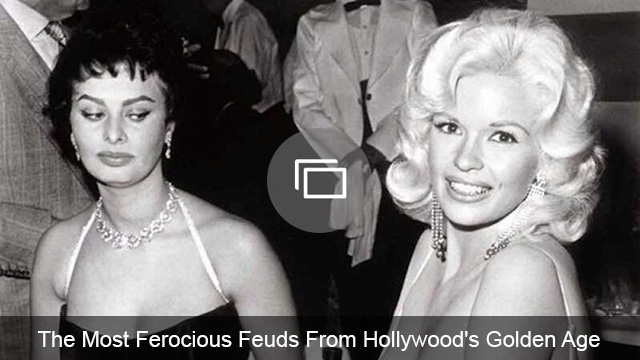 Old Hollywood feuds slideshow