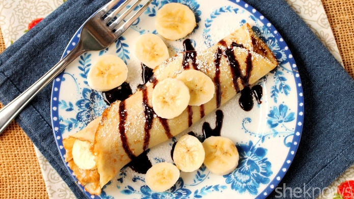 How to make crepes in a