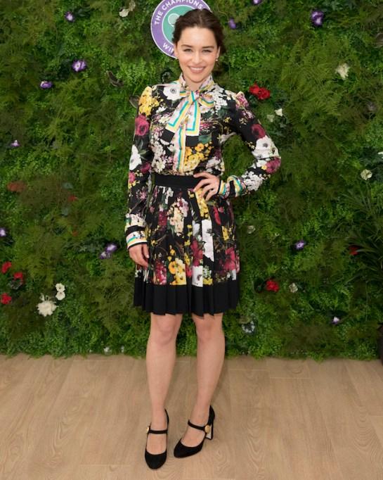 Every 'Game of Thrones' actor's relationship status: Emilia Clarke