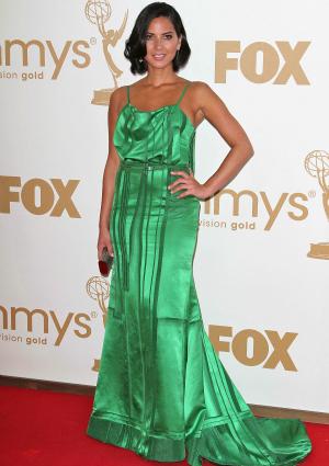 Olivia Munn at the 63rd Primetime Emmy Awards