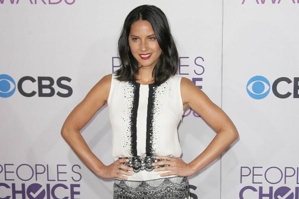 Olivia Munn at the People's Choice Awards