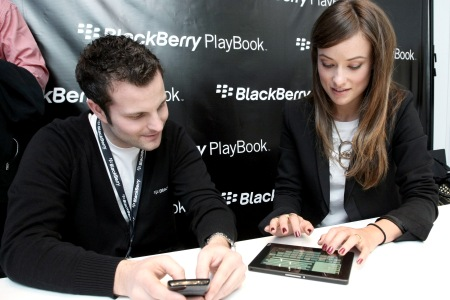Olivia Wilde at the CES