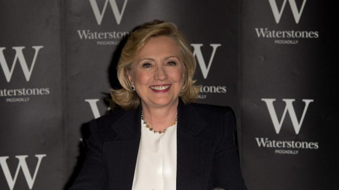 VIDEO: Hillary Clinton and Stephen Colbert