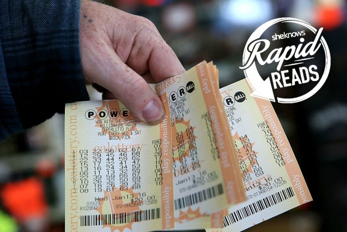 3 Winning tickets for record Powerball