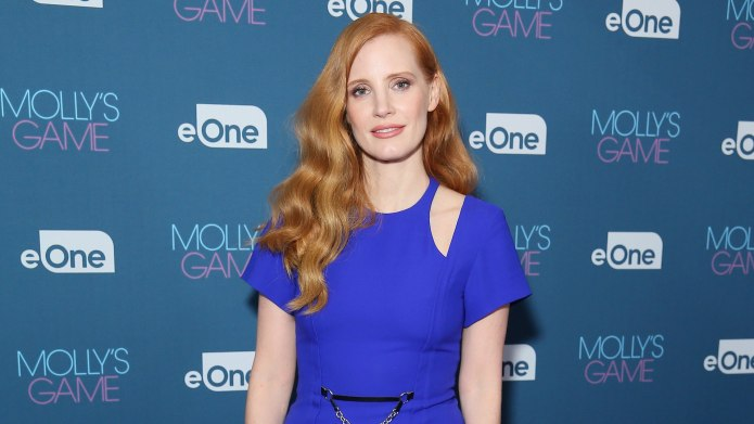 Jessica Chastain's New Campaign Is Just