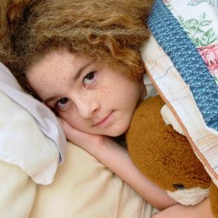 Junior insomniacs: Sleep-deprived kids