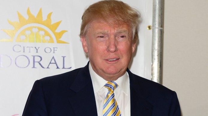 Rhonda Rousey doesn't like Donald Trump