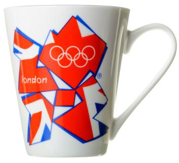 London 2012 mug