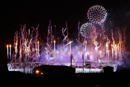 Olympic closing ceremony