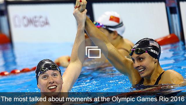 Olympics best moments slideshow
