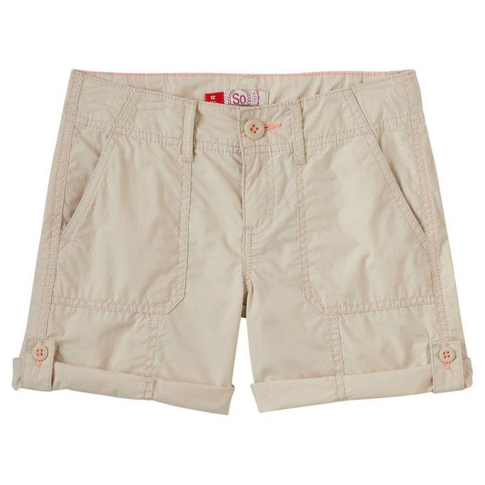 shorts-for-girls-cuffed-bermudas