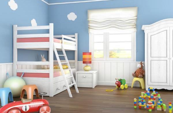 Themes for your preschooler's bedroom