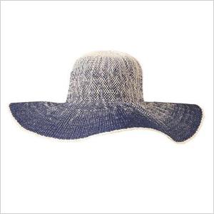Ombre sun hat