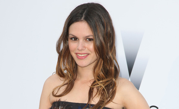 Rachel Bilson's ombre hair