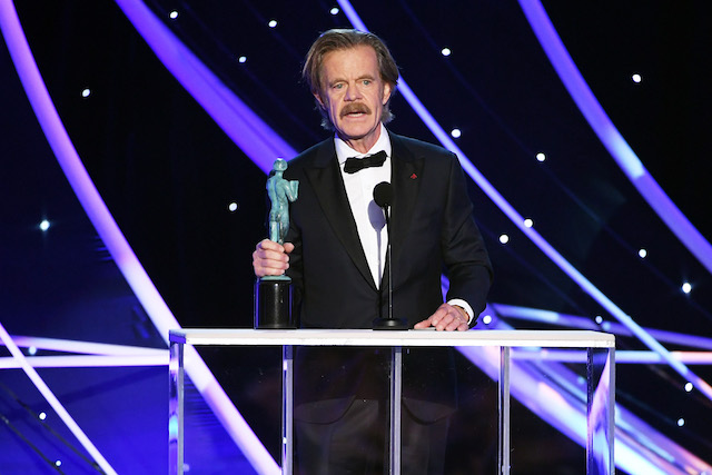Best Winners' Speeches from the SAG Awards 2018: William H. Macy