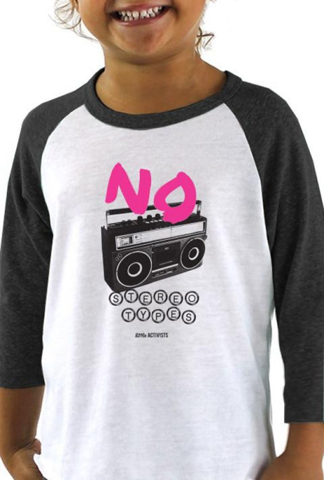 Feminist Tops for Kids | No Stereotypes