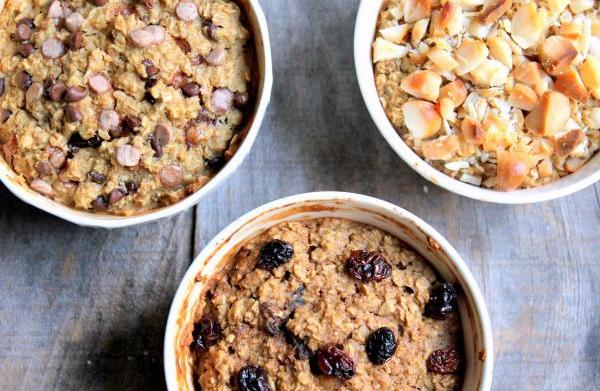 Healthy grab-and-go breakfast ideas