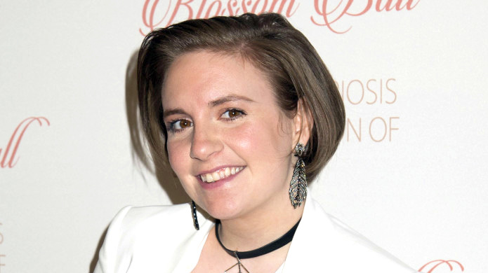 I have problems with Lena Dunham's