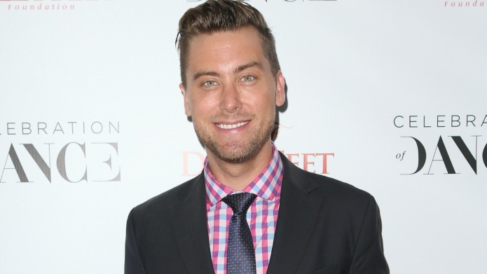 Lance Bass reveals *NSYNC was sexually