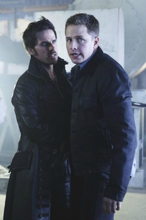 """Once Upon a Time season 2 finale """"And Straight on Till Morning"""" review"""