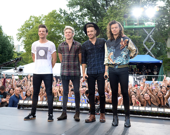 One Direction on ABC's 'Good Morning America'