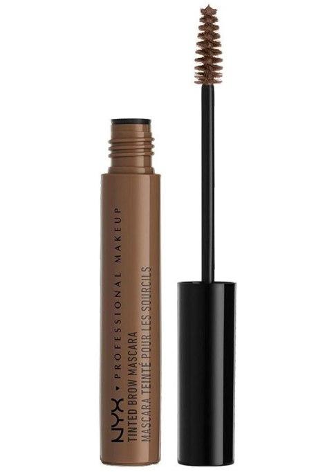Fall Beauty Finds: NYX Professional Makeup Tinted Brow Mascara   Fall Beauty Roundup 2017
