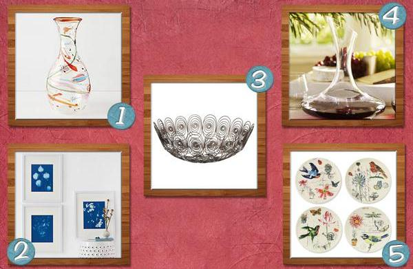 Decorating Diva: Stylish home decor gifts