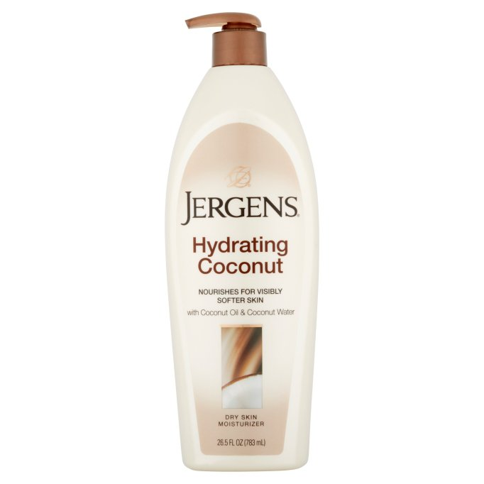 Best Coconut-Oil Beauty Products to Try Today: Jergens Hydrating Coconut Lotion | Summer body care 2017