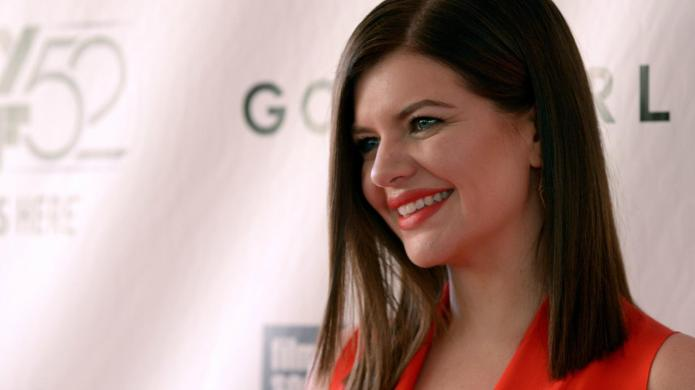 Happy Endings' Casey Wilson encourages you