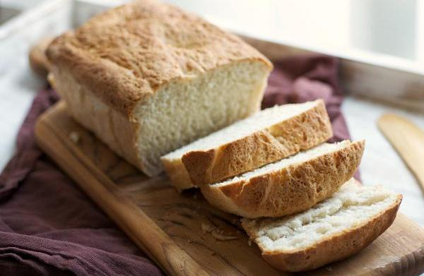 Copycat Panera country white bread