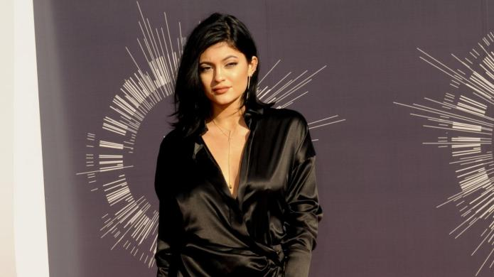 Kylie Jenner slapped with a big