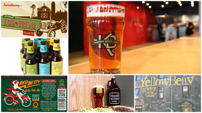 Best craft and local breweries across