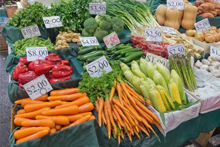 Top farmers markets around the country