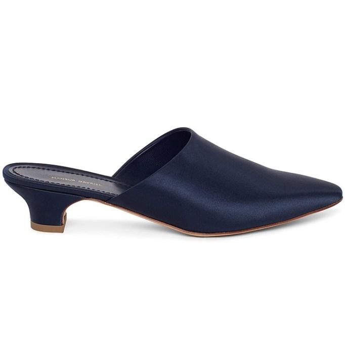 The Best Mule Shoe For Summer 2017: Mansur Gavriel Elegant Mules | Summer 2017 Accessories