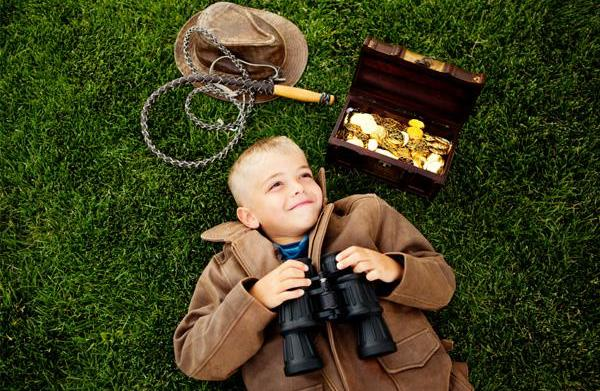 How to plan a treasure hunt