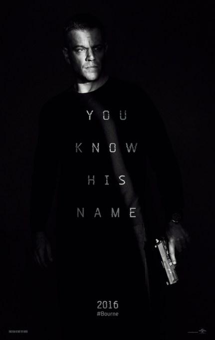 Matt Damon is back as Jason Bourne