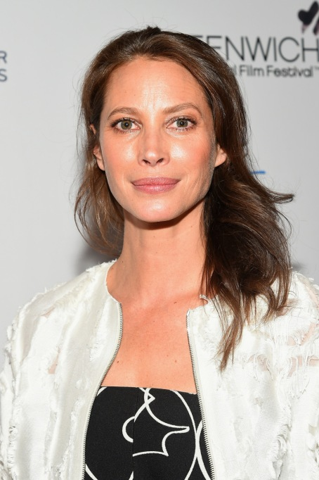 Celebrities Who are Honest About Aging: Christy Turlington, 48 years old